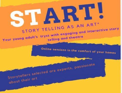 START: Story Based interactions Training